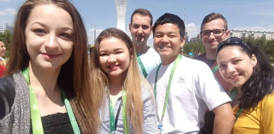 Our students are coming back from EXPO Astana 2017!