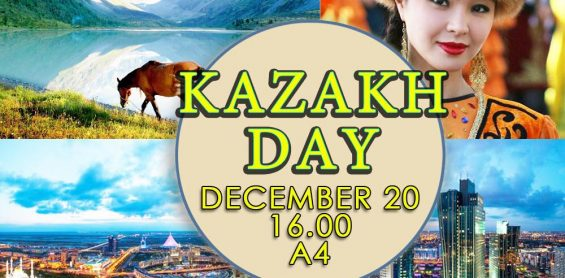 Discover the culture of Kazakhstan on Kazakh Day!