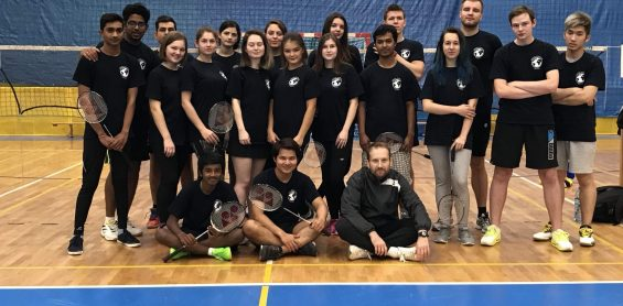 The success of Vistula badminton players