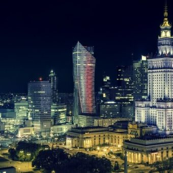 Warsaw By Night Tour