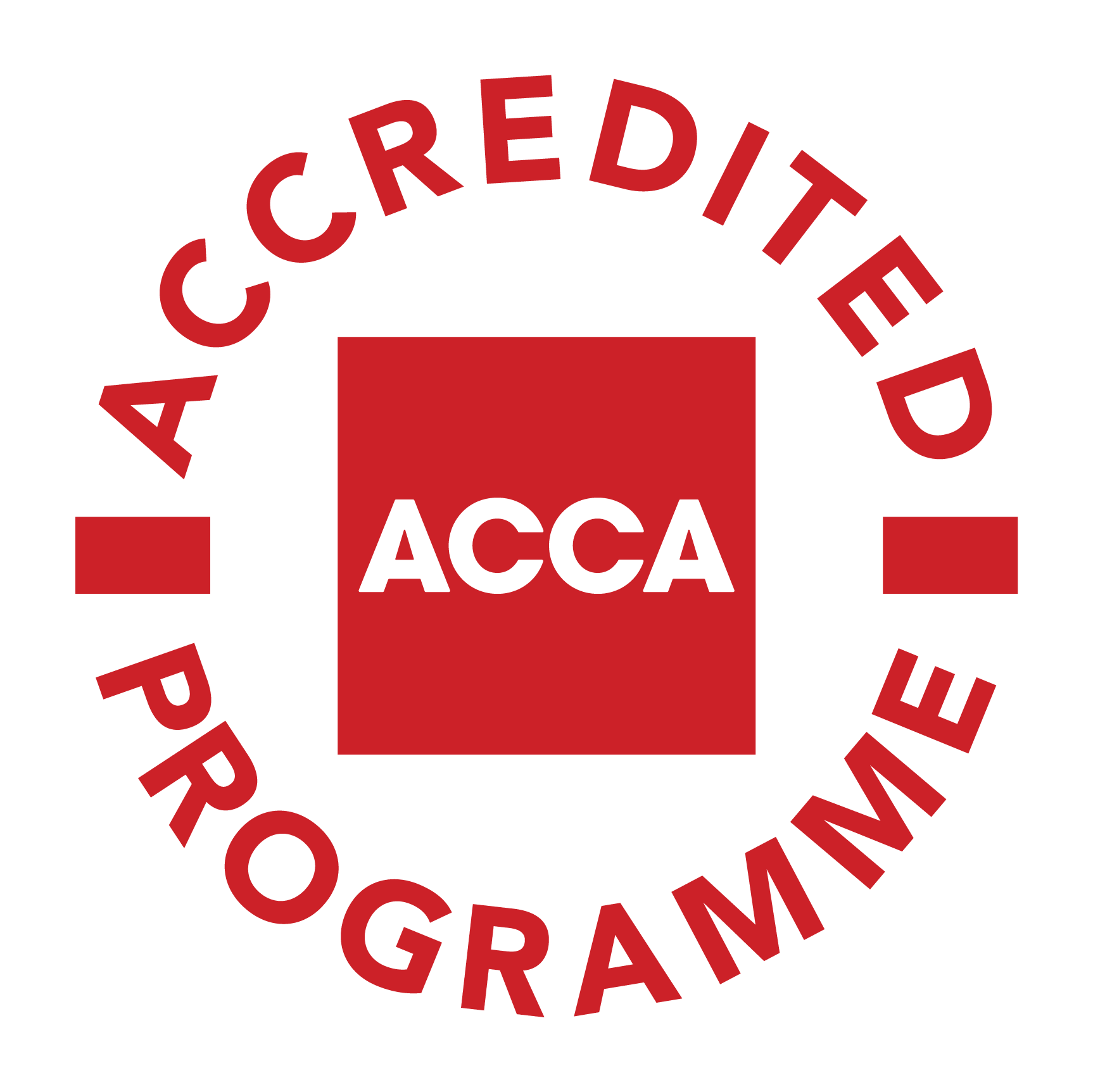 ACCREDITED PROGRAMME 01