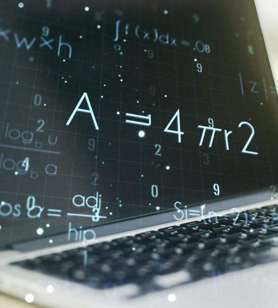 Information Technology with Mathematics